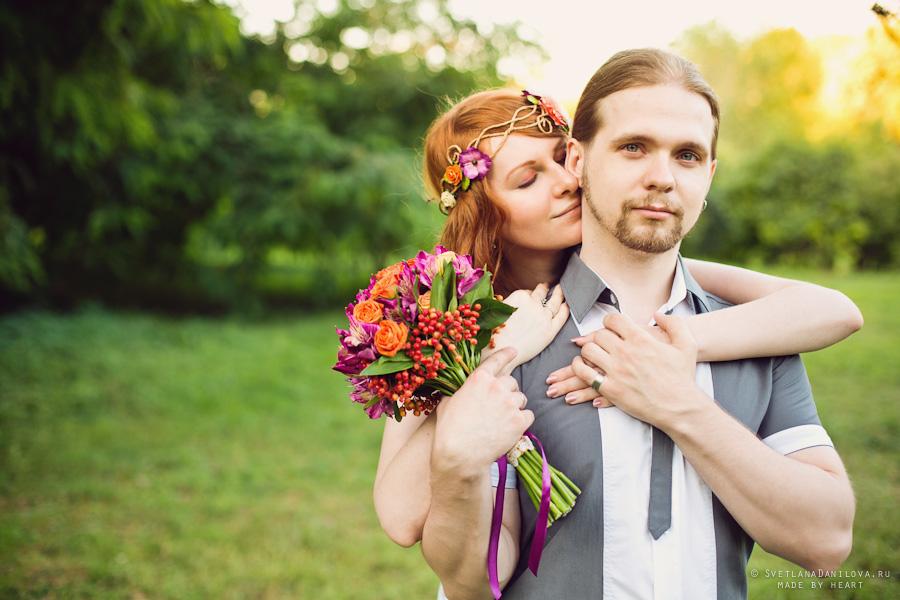 Svetlana & Pavel