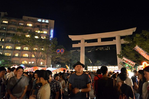 2012夏日大作戰 - 鹿児島 - 照国神社 (3)
