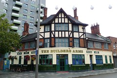 Builders' Arms, Stratford, E15