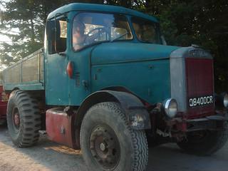 Q840OCR Scammell Highwayman