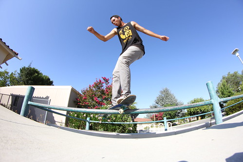 Rob Gaerlan AKA Dirty Durkems - BS Feeble