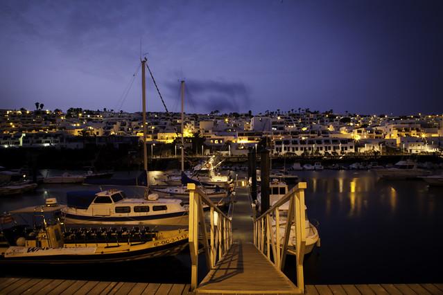 The port old town puerto del carmen lanzarote flickr photo sharing - Port del carmen lanzarote ...