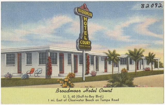 Tampa Bay Motels Beach
