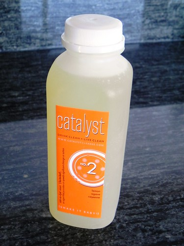 Juice cleanse review catalyst cleanse chef amber shea spicy lemonade lemon agave cayenne i will confess id become a little tired of this master cleanse drink since almost every juice cleanse ive done malvernweather Choice Image