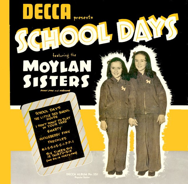 School Days — The Moylan Sisters