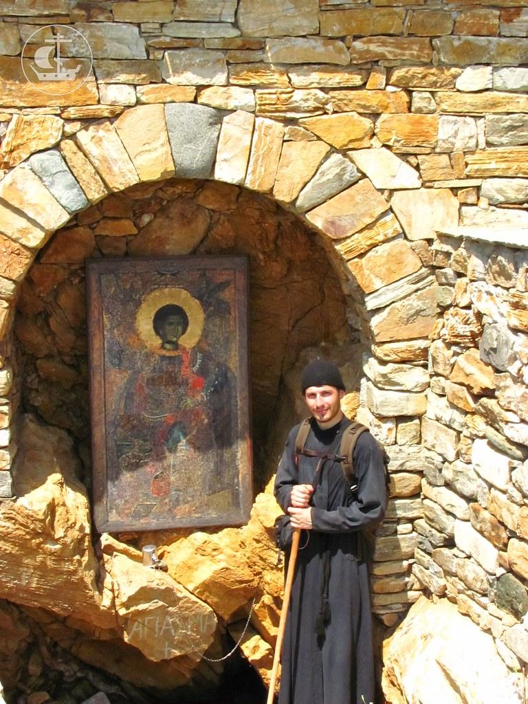 У источника святого великомученика Георгия