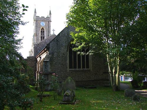 Halstead St Andrew