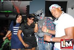 Halloween + Dj chino Blass @ Sober Lounge