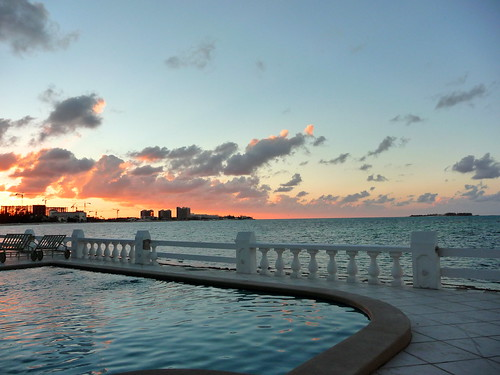 Last Bahamian Sunset
