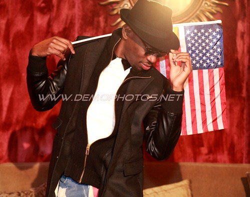 93.9 WKYS Rock the Vote... American Made Models by DEMO PHOTOS by DeMond Younger
