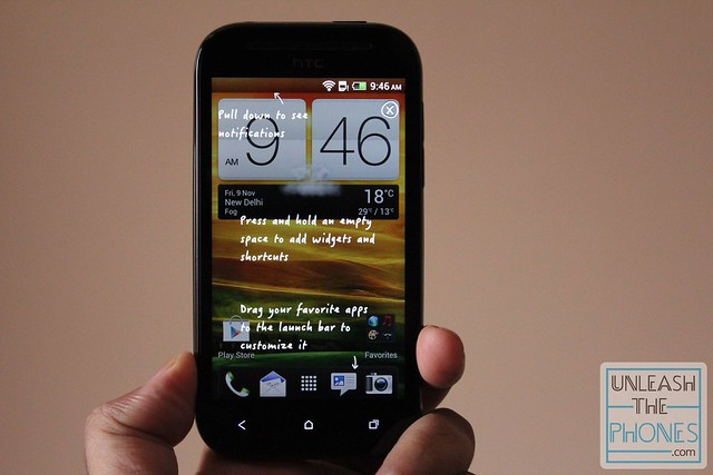 HTC Desire SV Review