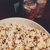 Every other week for seven (!) years the same shenanigan of girls convene for our girls group. It used to be at my sister-in-law's house, but when they moved to DC, we come to my house. And every other week I make the same thing: stovetop popcorn + rosema