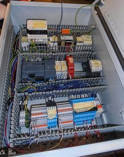 Armoire electrique pour Machine à laver