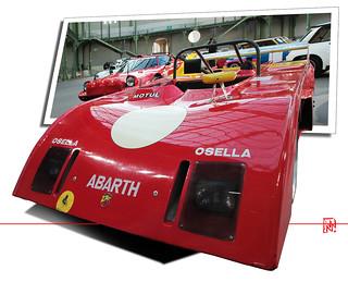 Abarth Osella PA1 Spider Sport 1973