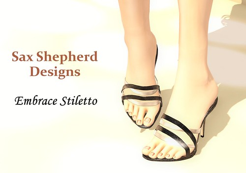 Sax Shepherd Designs for 21Shoe