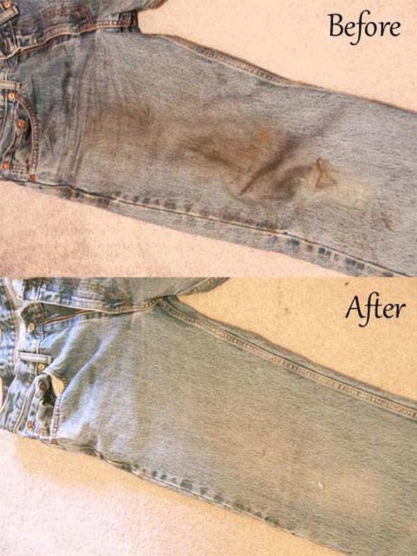 jeans leg