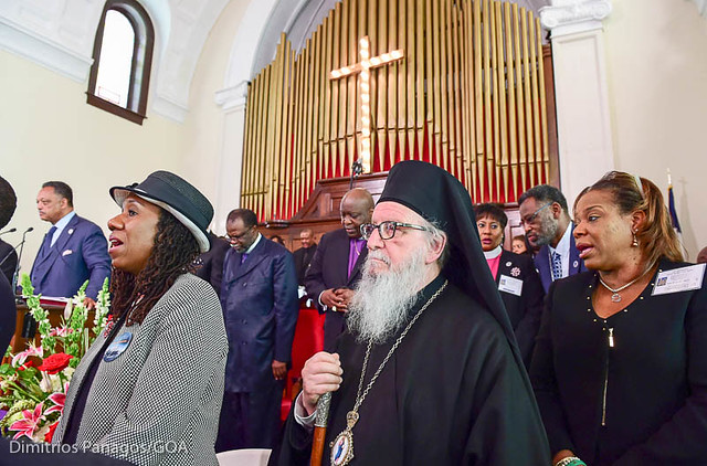 Archbishop Demetrios in Selma