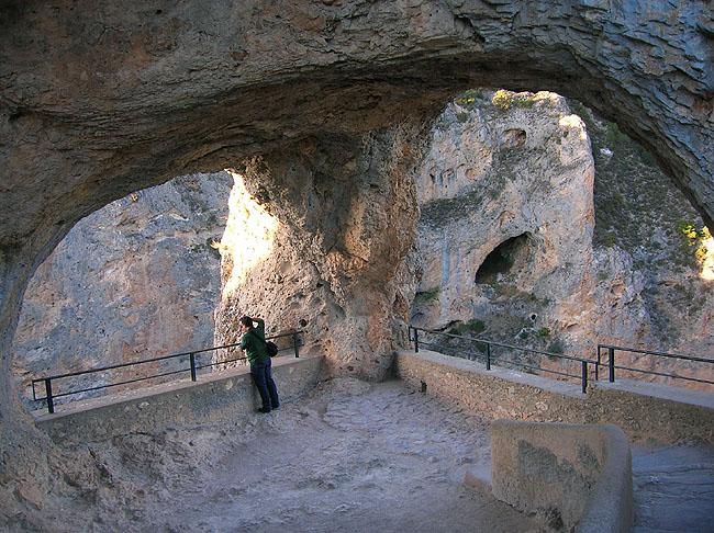 La Ventana del Diablo. © Lola Vázquez, 2005