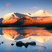 Blackmount Winter Reflection by teuchter10