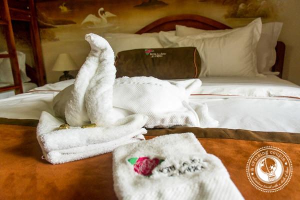 Hotel Rosa de America Bed