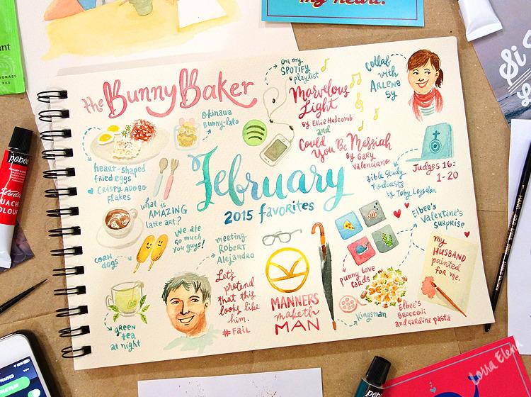 Lorra Elena's February 2015 Favorites
