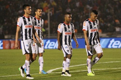 Monterrey apenas pudo empatar