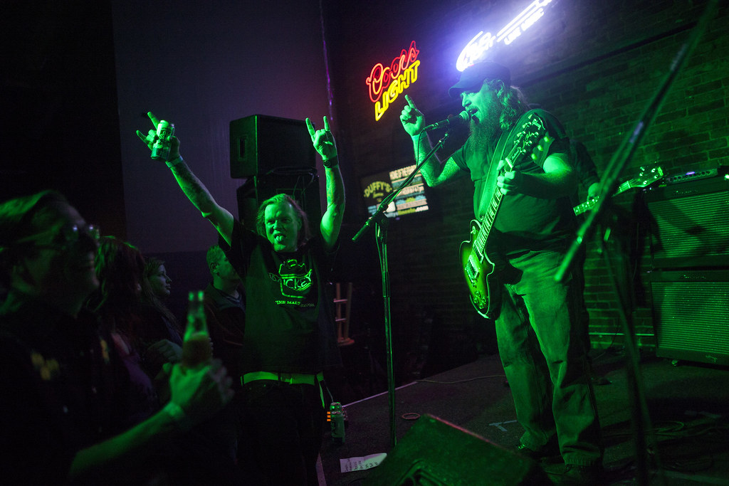 Laughing Falcon at Duffy's Tavern for Lincoln Exposed | Feb. 6