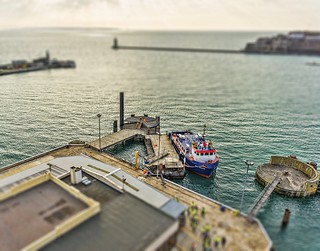 Sark Venture tilt shift