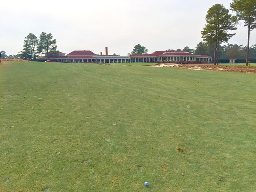 Pinehurst No. 2 - 18th Fairway
