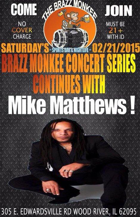 Mike Matthews 2-21-15