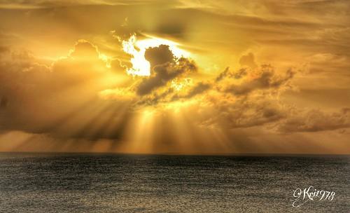 light explosion luce esplosione sunsettramonto caribbeanseacaraibimarecrocieracruisecostaluminosanassaubahamascanong7x