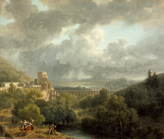 Landscape with an Aqueduct LACMA 58.47.2