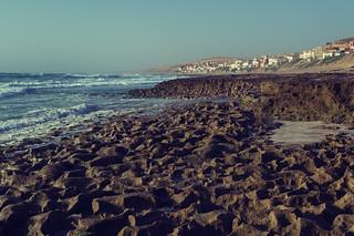 Agadir - Beach bei Douria | Roland Krinner