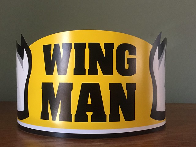 Wing Man crown