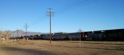 4 Trains in Fernley