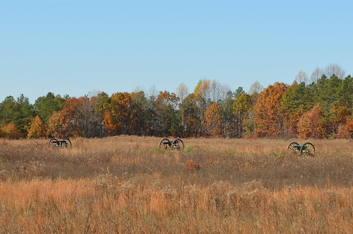 Fall Season at Malvern Hill