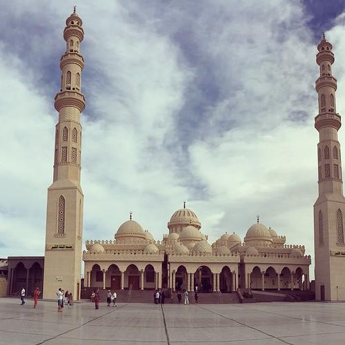 Moschee #hurghada #urlaub