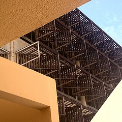 #architecture #building #manama #bahrain #profile