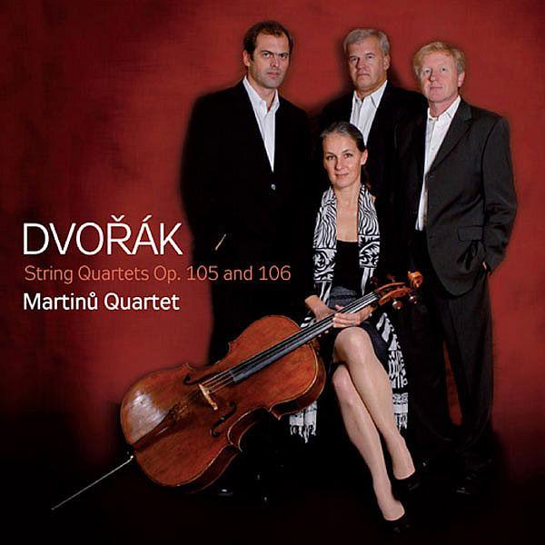 Dvorak String Quartets Opp. 105 And 106 Martinu Quartet Arcodiva Flickr - Photo Sharing!