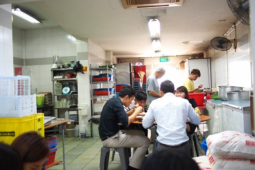 Kok Sen Restaurant (50 Keong Saik Road, Singapore)