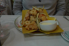 Venice - Osteria Oliva Nera seafood mix