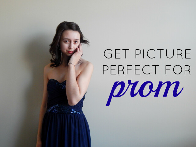 How to get picture perfect for prom! At A Thing of Beauty