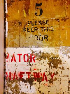 5 Please Keep This Door - NYC