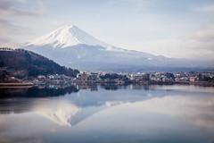 good morning Mt Fuji