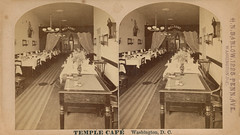 Temple Cafe (1880s)
