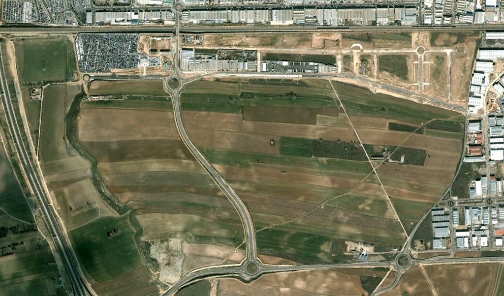 polígono industrial san fernando, madrid, catálogo rotondil, antes, urbanismo, planeamiento, urbano, desastre, urbanístico, construcción