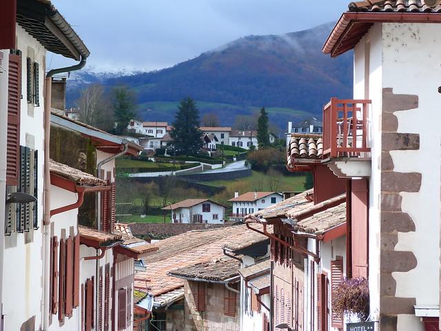 Saint-Jean-Pied-de-Port (País Vasco francés)