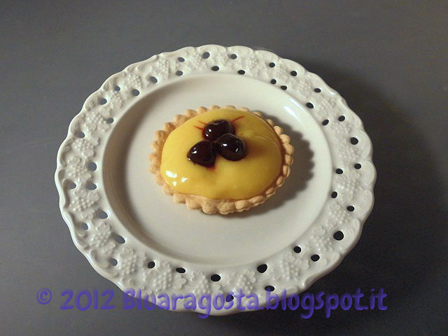 03-tartelletta con curd di mandarini