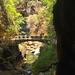 Bridge at Jiuxiang Cave