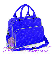 Dance Bag - Purple